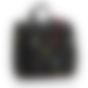 Foldable Dots Unisex Travel Toilet Bag