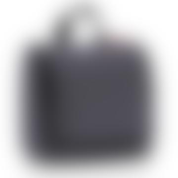 Foldable Graphite Unisex Travel Toilet Bag