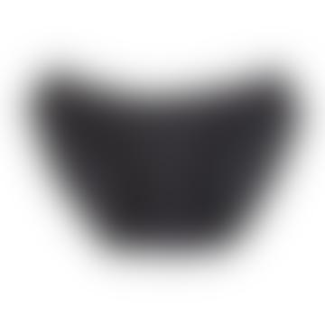 Black Stripe Stare Knickers