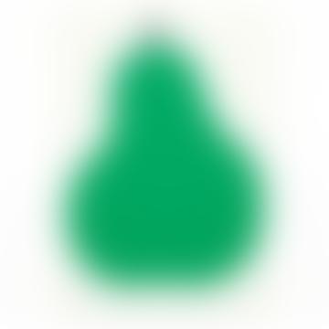 Danese Milano Due La Pera Green Pear Screenprint