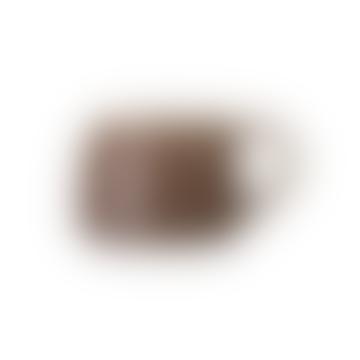 Stoneware Brown Pixie Mug