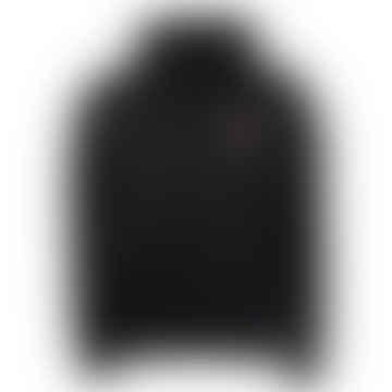 Badge Hoody (Black)