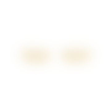 Lumi White Sand Earrings