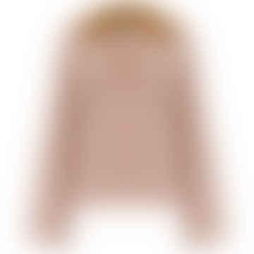 Cochetta Sweater in Apricot Cream