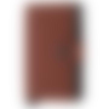 Brick Black Matte Miniwallet