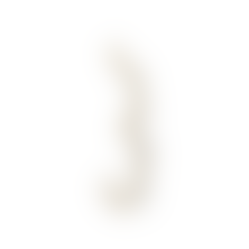 Ferm Living Curvature Hook | Brass