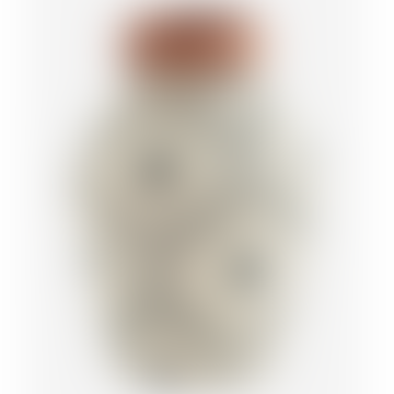 Madam Stoltz Handpainted Clay Vase