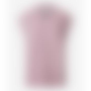 Samsoe Samsoe Keiko Knitted Vest Mauve Shadow