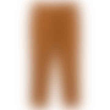 872 Pant - Brown Duck