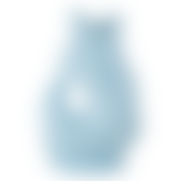 Pastel Blue Gluggle Jug