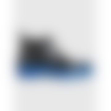 Black/Blue Rainwalker Boots