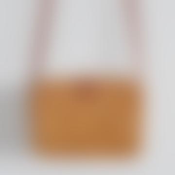 Rattan Box Bag