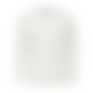 Colman Long Sleeved Tee Egret/White