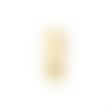 Clip para billetes de latón perseguido - Dorado