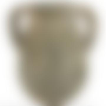 Small Mira Jar with Handles