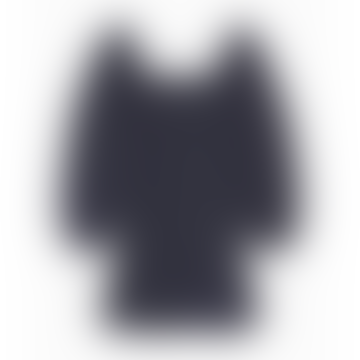 Ripstop Ecovero Smock Mini Dress