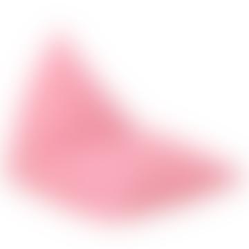 Blush Pink Plain Bean Bag