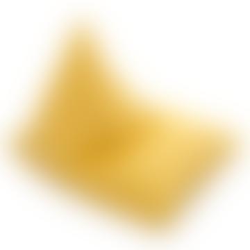 wigiwama Sunny Mustard Plain Bean Bag