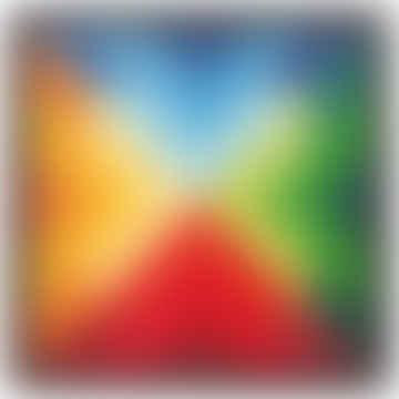 Square Magnetic Puzzle