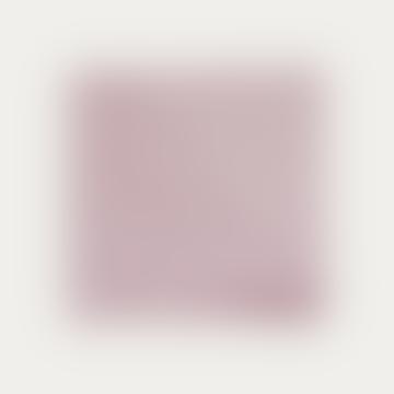 Light Pink Reusable Napkin Set Of 4
