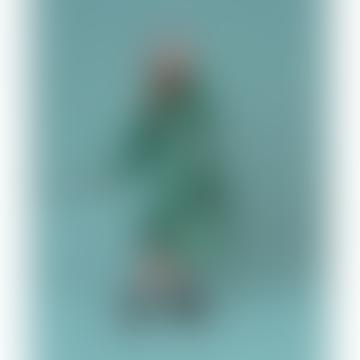 Poncho de lluvia Stray Pixel poliéster reciclado