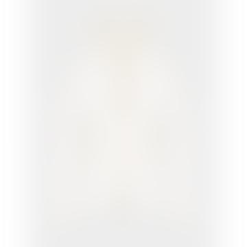 Barbour International Grid Quilt Jacket White