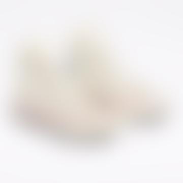 Parchment Garnet Egret Chuck 70 Classic High Top Sneakers
