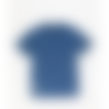 Sandwich T-shirt Dark Blue by Alexandre Nart
