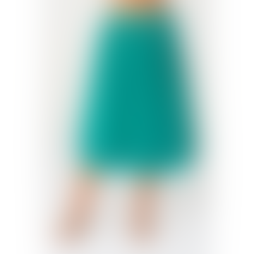 Suri Green Skirt