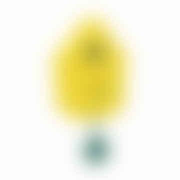 Fisura Yellow Cuckoo Clock