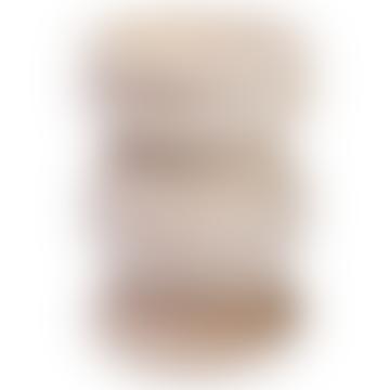 29cm Tornitura Taille Deco Vase