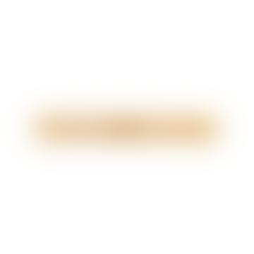 Ekono Brass Ruler 30cm