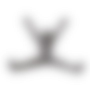 Star Jump Man Cast Iron Hook