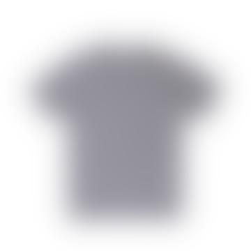 Pocket T Shirt Grey Marl