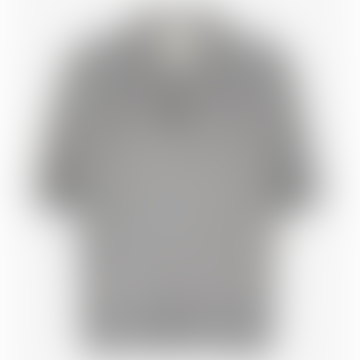 Levete Room Funda 26 Collar Jumper Light Grey Melange