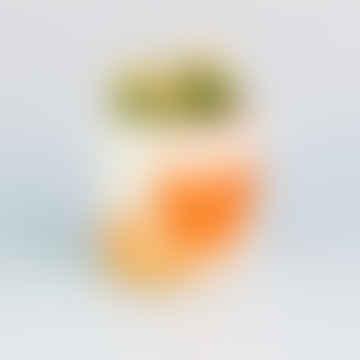 Splodge Tangerine Mini Pot