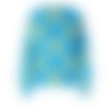Adonis Sweater - Aqua