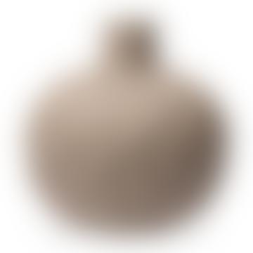 Astrid Relief Vase XXL Beige