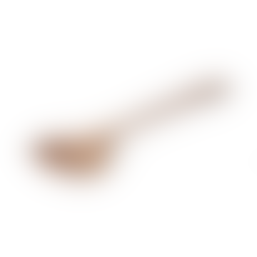 HKliving Wooden Ladle With Hole