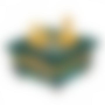 Trousselier Green Dancing Savane Music Box
