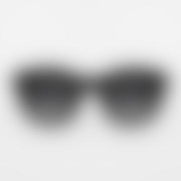 Shiro Black Gradient Grey Lens
