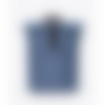 Steel Blue Lotus Hajo Mini Backpack