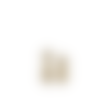 Jahi Brass Candlestick - Large