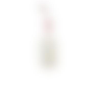 Medium White Felt Vase
