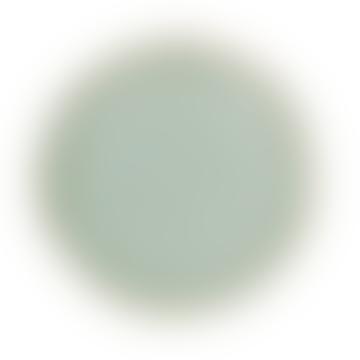 Plate Grow Reactive Glaze - Green Eyes