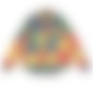 MultiColor Combat Bandana Long Sleeve Shirt