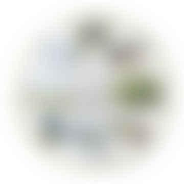 Umbra Infinity Wall Float Circular Brass Photo Frame - 52cm