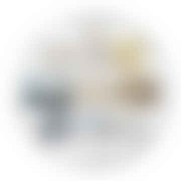 Umbra Infinity Wall Float Circular Chrome Photo Frame - 52cm