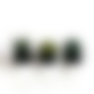 Jesmonite Mini Planter Monochrome