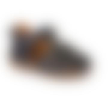 G 2150130 Dark Blue Sandal
